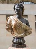 奥赛博物馆  从殖民地查尔斯Cordier的黑人妇女 1861 库存图片