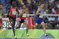 奥运会里约2016年 库存图片