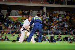 奥运会里约2016年 库存照片