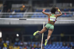 奥运会里约2016年 免版税图库摄影