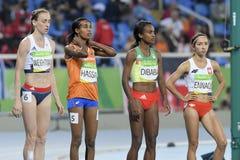 奥运会里约2016年 图库摄影