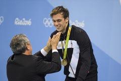 奥运会里约2016年 免版税库存照片