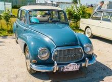 奥迪DKW 1000 S老朋友每年全国老朋友天在莱利斯塔德 图库摄影