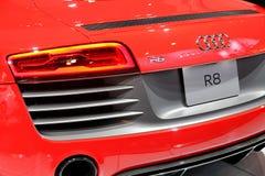 2013年奥迪R8 V10 免版税库存图片
