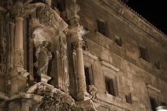 奥里韦拉的纪念碑 图库摄影