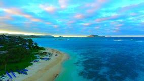 奥阿胡岛,夏威夷,美国 股票视频