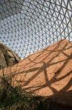 奥马哈` s亨利Doorly动物园沙漠圆顶 免版税库存照片