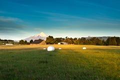 奥索尔诺火山火山 库存图片