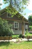 女修道院房子在维尔纽斯 免版税库存图片
