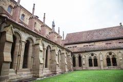 女修道院毛尔布龙 库存图片