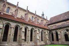 女修道院毛尔布龙 免版税库存图片