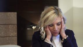 女商人有头疼 股票录像
