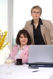 女商人2 免版税库存图片