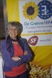 女士 欧洲议会的MARGRETE AUKEN_SF成员 库存照片