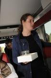 女士 苏珊HOVEMAND-SIMONSEN_KNUTHENLUND庄园 免版税库存图片