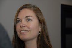 女士 议会的路易丝SCHACK ELHOMN_MEMBER 免版税库存图片