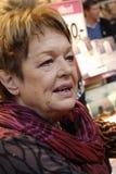 女士 GHITA诺比(GHITA Nï ¿ ½ RBY)丹麦电影明星 免版税库存图片