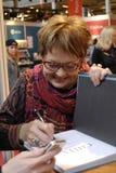 女士 GHITA诺比(GHITA Nï ¿ ½ RBY)丹麦电影明星 免版税库存照片