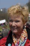 女士 LIZETTE RISGAARD_DANISH LO的总统 免版税库存照片
