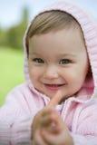 女婴甜点 库存图片