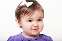 女婴 免版税库存照片