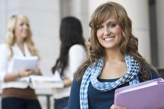 女学生 免版税库存照片