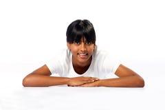 女孩印第安青少年 免版税图库摄影