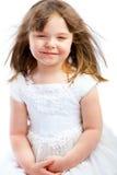 女孩幼稚园 库存照片