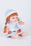 女孩的玩偶玩具 库存照片