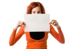 女孩符号 免版税库存图片