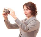 女孩 免版税图库摄影