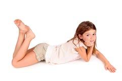 女孩 免版税库存照片