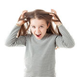 女孩 免版税库存图片