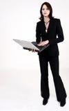 女实业家 免版税库存图片