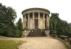 女巫的寺庙在Pulawy 波兰 库存图片