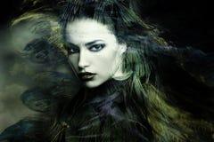 女巫 图库摄影
