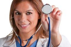 女性医生 免版税图库摄影
