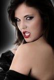 女性吸血鬼 库存图片