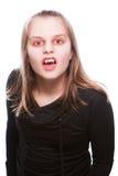 女性吸血鬼 免版税库存照片