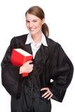 女性律师 免版税库存图片