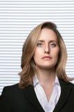 女性探员 免版税库存照片