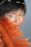 女性设计 免版税图库摄影