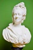 女性雕塑 免版税图库摄影