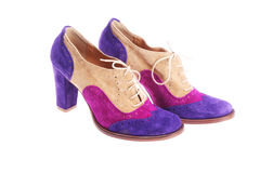 女性鞋子 库存图片