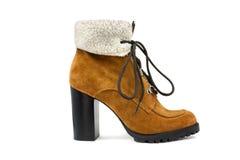 女性鞋类14 库存图片