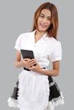 女服务员 图库摄影