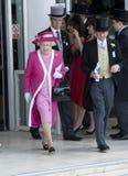女王伊丽莎白HM 免版税库存图片