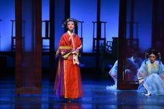女皇入宫殿现代戏曲女皇的华费在宫殿 免版税图库摄影