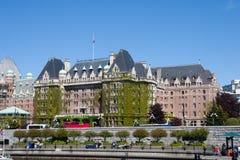 女皇旅馆 免版税图库摄影