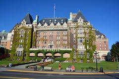 女皇旅馆 库存照片